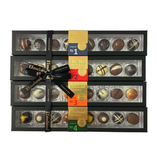 Elmelund Chocolatier Adventskalender