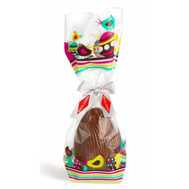 Mini Påskeæg Lys Chokolade
